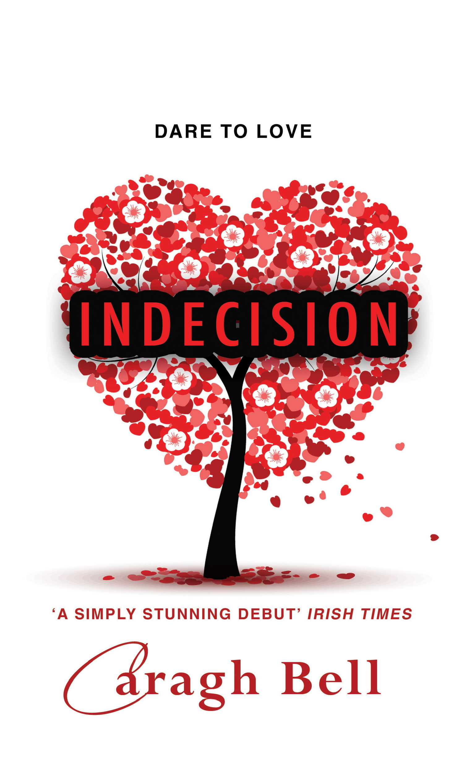 Indecision book cover